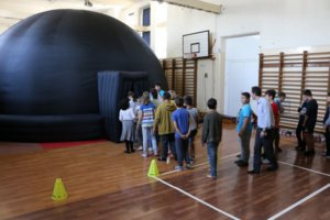 mobil planetarium